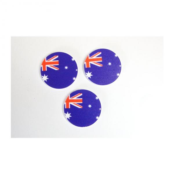 Game Accessories: Australian Tokens