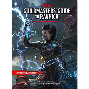D&D: Guildmasters' Guide to Ravnica (HC)