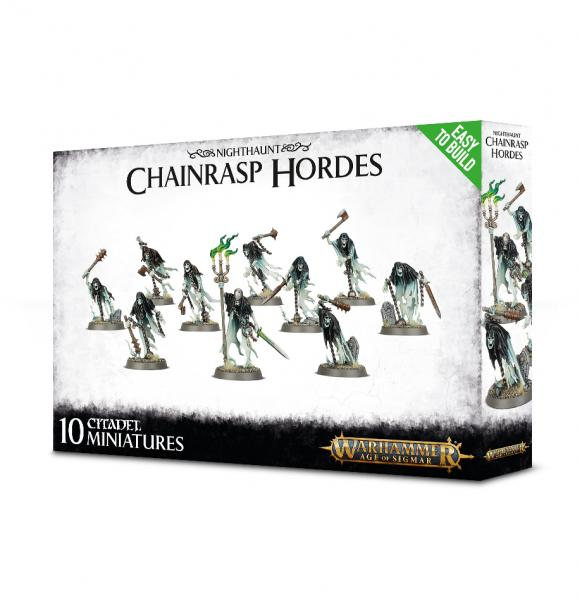 Age of Sigmar: Chainrasp Hordes (Easy to Build)