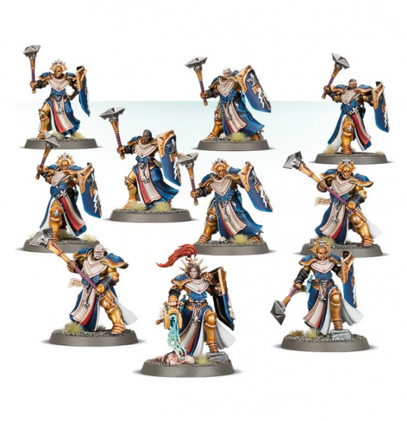 Age of Sigmar: Stormcast Eternals Sequitors