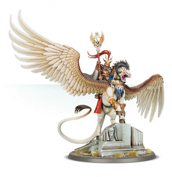 Age of Sigmar: Aventis Firestrike, Magister of Hammerhal
