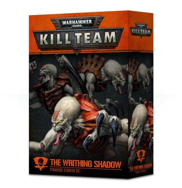Warhammer 40K: The Writhing Shadow - Tyranids Starter Set [KILL TEAM]