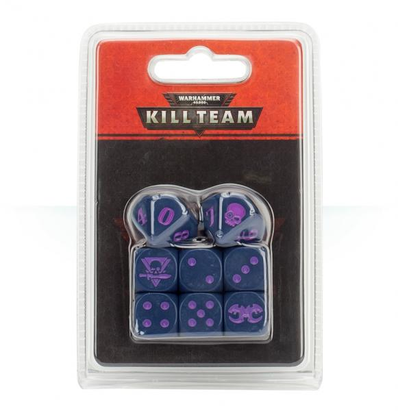 Warhammer 40K: Kill Team Tyranids Dice