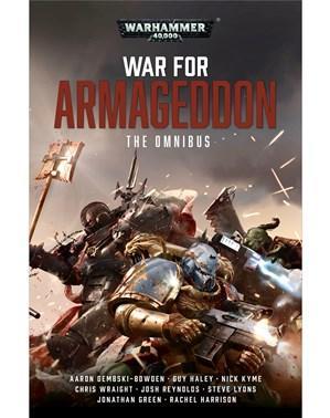 Warhammer 40K Novels: War for Armageddon - The Omnibus