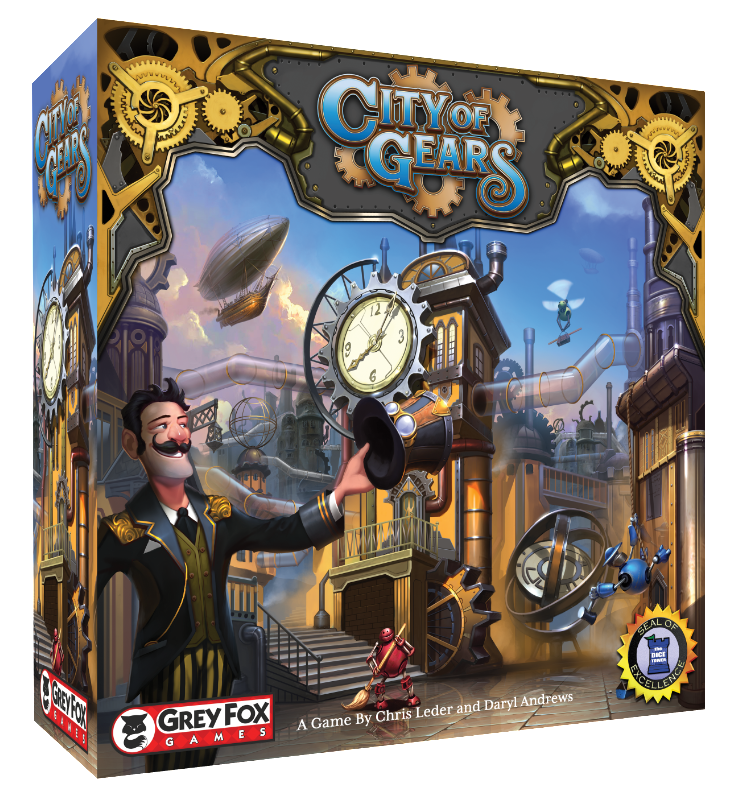 City of Gears