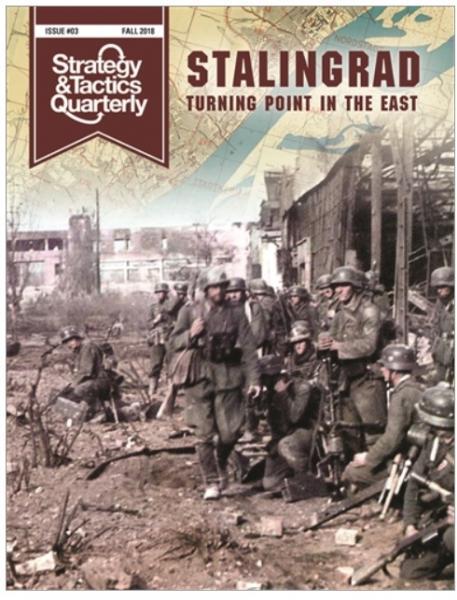 Strategy & Tactics Quarterly: Stalingrad