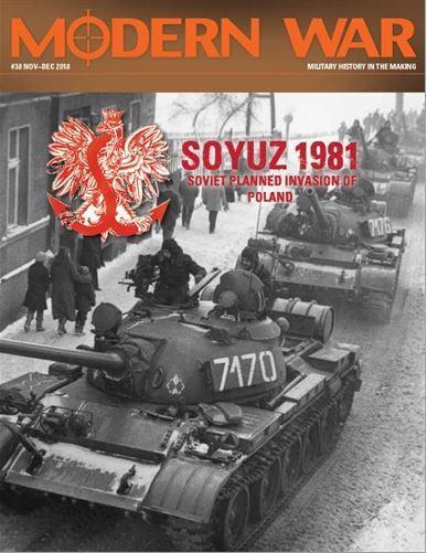 Modern War Magazine: #38 Soyuz '81