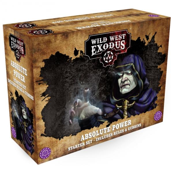 Wild West Exodus: Absolute Power Posse Starter Box