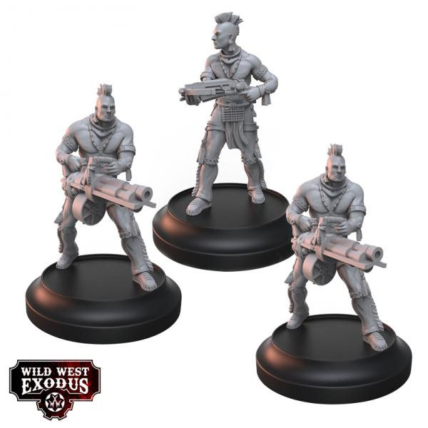 Wild West Exodus: The Kaga Brothers Set