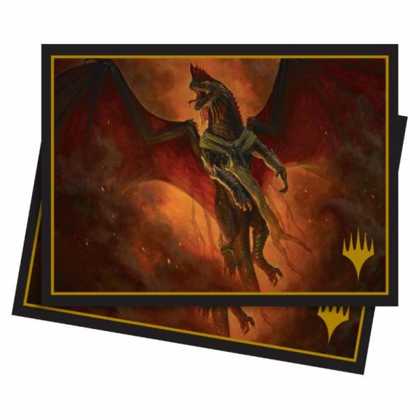 Magic The Gathering: Elder Dragons - Vaevictis Asmadi, the Dire Standard Deck Sleeves (100)