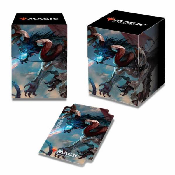 Magic The Gathering: Palladia Mors, the Ruiner 100+ Deck Box