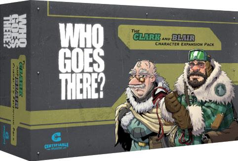 Who Goes There?: Blair and Clark Expansion Pack
