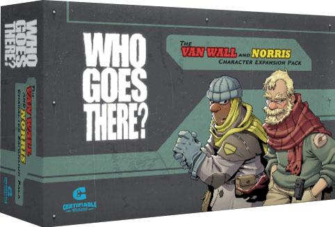 Who Goes There?: Van Wall and Norris Expansion Pack