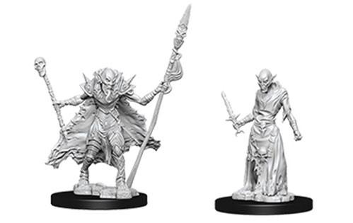 Pathfinder Deep Cuts Unpainted Miniatures: Ghouls (2)
