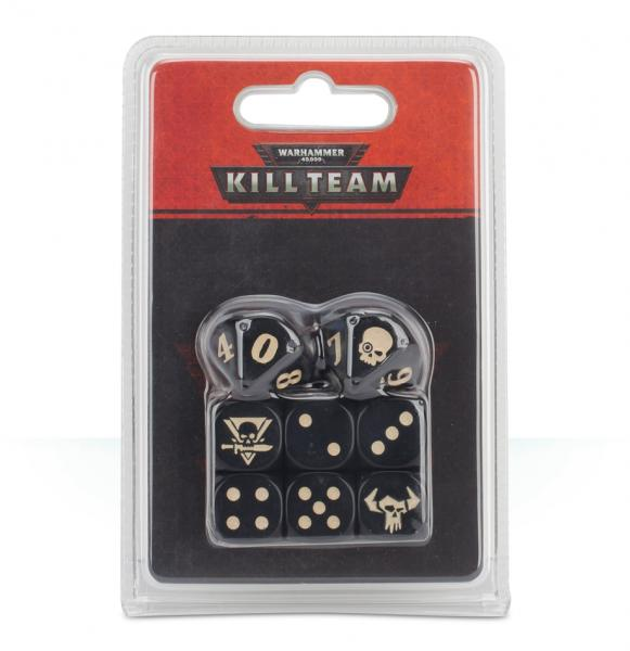 Warhammer 40K: Kill Team Orks Dice