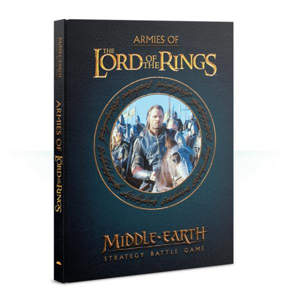 Lord of the Rings: Armies of the Lord of the Rings (HC)