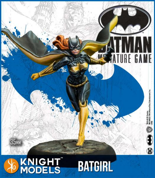 Batman Miniature Game: Batgirl (Resin)