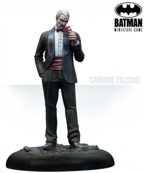 Batman Miniature Game: Falcone Crime Family (Resin)