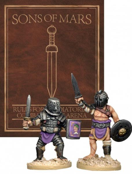 Sons of Mars: Gladatorial Combat (Core Rules)