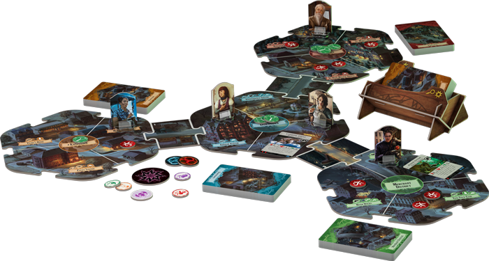 Arkham Horror Third Edition