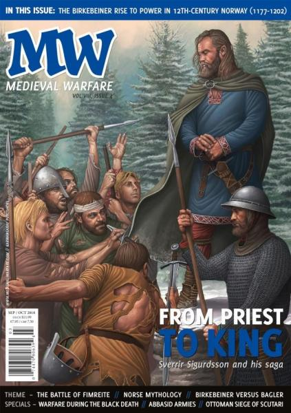 Medieval Warfare Magazine: Volume 8, Issue #4