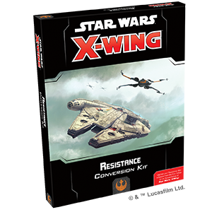X-Wing 2.0: Resistance Conversion Kit