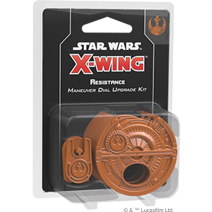 X-Wing 2.0: Resistance Maneuver Dial Upgrade Kit
