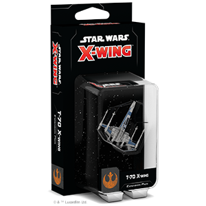 X-Wing 2.0: T-70 X-Wing Expansion Pack