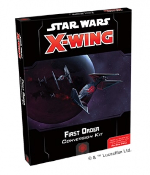 X-Wing 2.0: First Order Conversion Kit