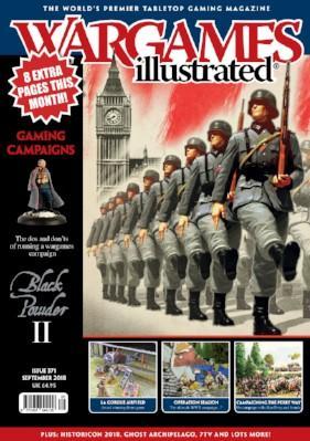 Wargames Illustrated Magazine #371