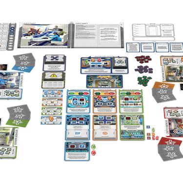 Gen7: Core Game