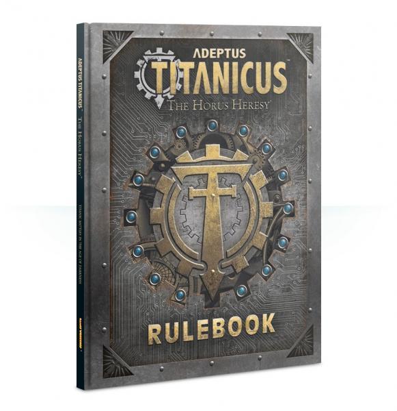 WH40K: Adeptus Titanicus Rules Set