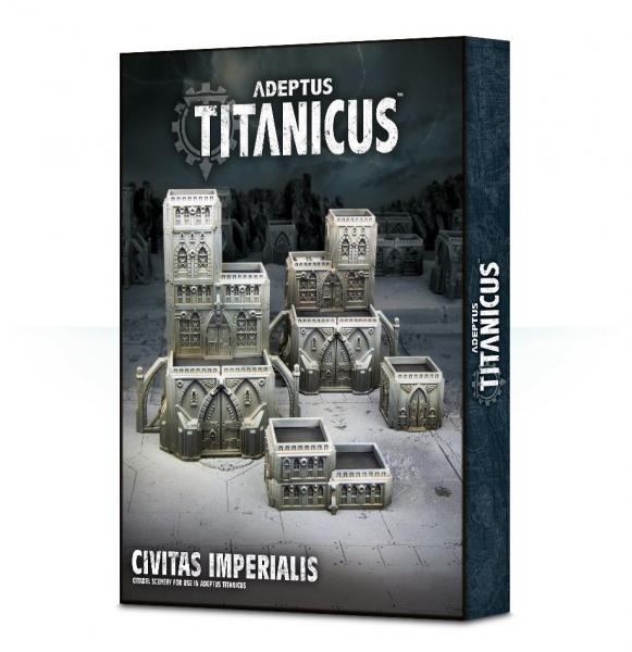 WH40K: Adeptus Titanicus Civitas Imperialis