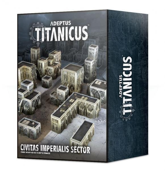 WH40K: Adeptus Titanicus Civitas Imperialis Sector