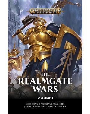 Warhammer 40K Novels: The Realmgate Wars Vol 1