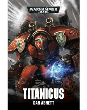 Warhammer 40K Novels: Titanicus