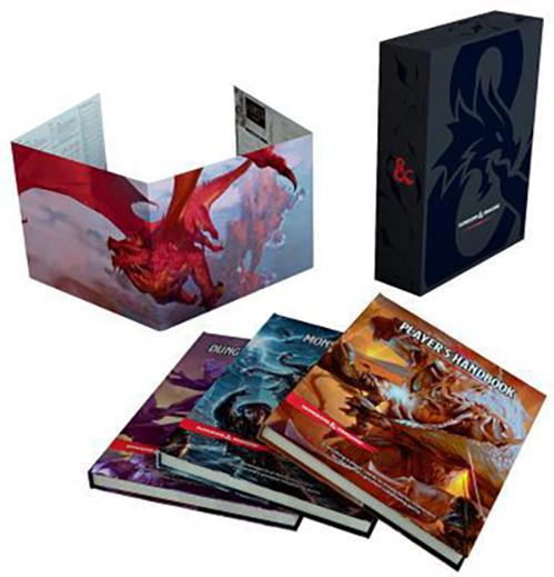 D&D: Core Rules Gift Set (Standard)