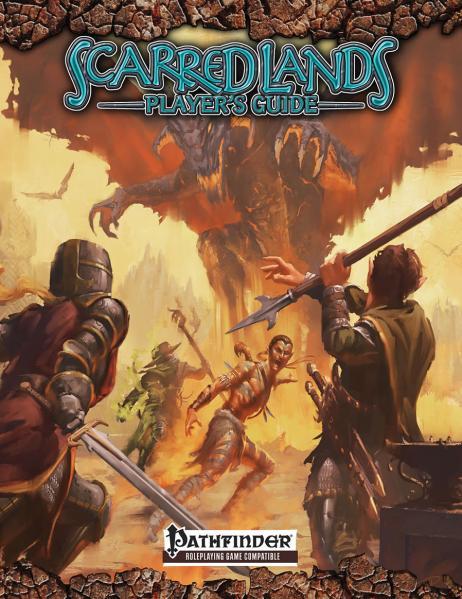 Pathfinder RPG: Scarred Lands Player's Guide