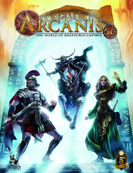 D&D 5th Edition: Arcanis 5E Campaign Setting