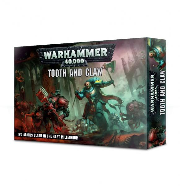 Warhammer 40K: Tooth and Claw Box Set