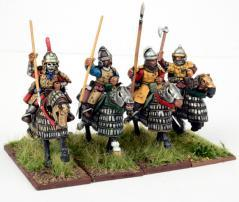 SAGA: Age of Crusades - The Mongols Starter Warband (4 points)