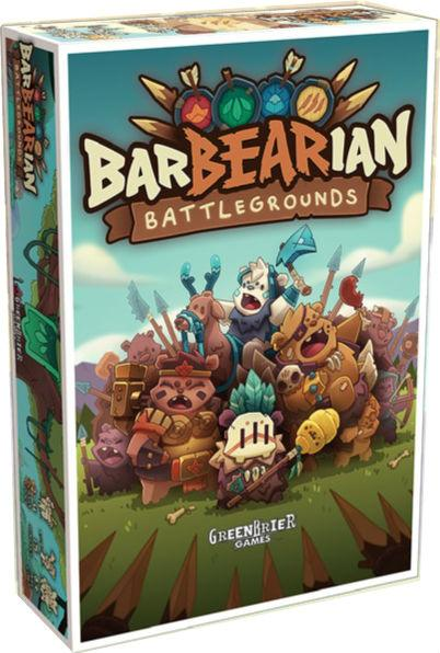 Barbearian: Battlegrounds