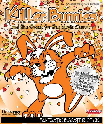Killer Bunnies: Quest Fantastic Booster