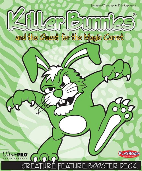 Killer Bunnies: Quest Creature Feature Booster