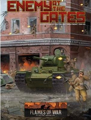 Flames Of War: Enemy at the Gates Rules (HC)