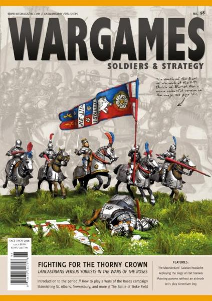 Wargames, Soldiers & Strategy Magazine: Issue #98