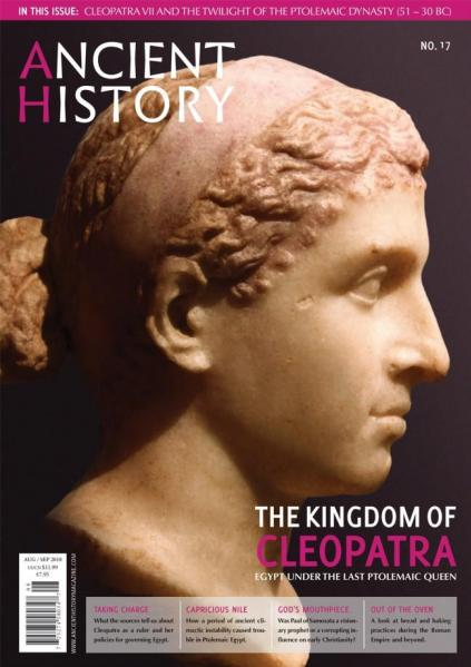 Ancient History Magazine: Issue #17