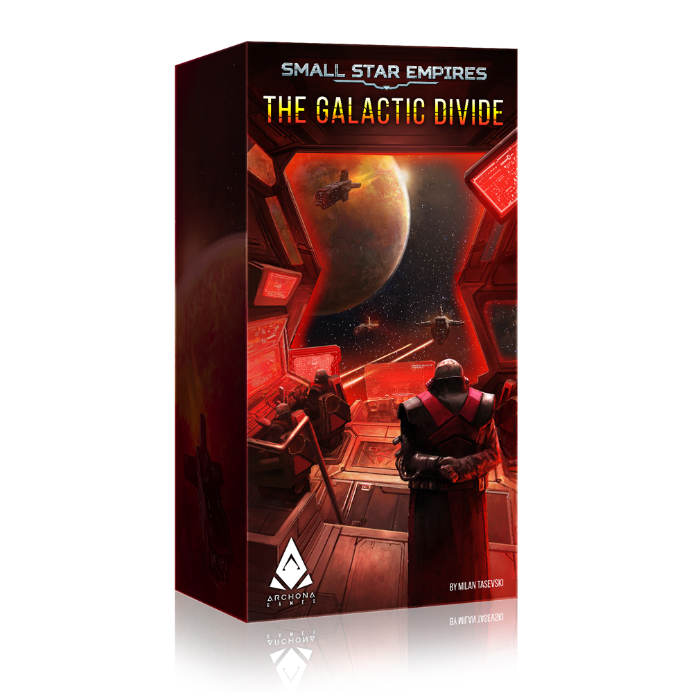 Small Star Empires: The Galactic Divide Expansion
