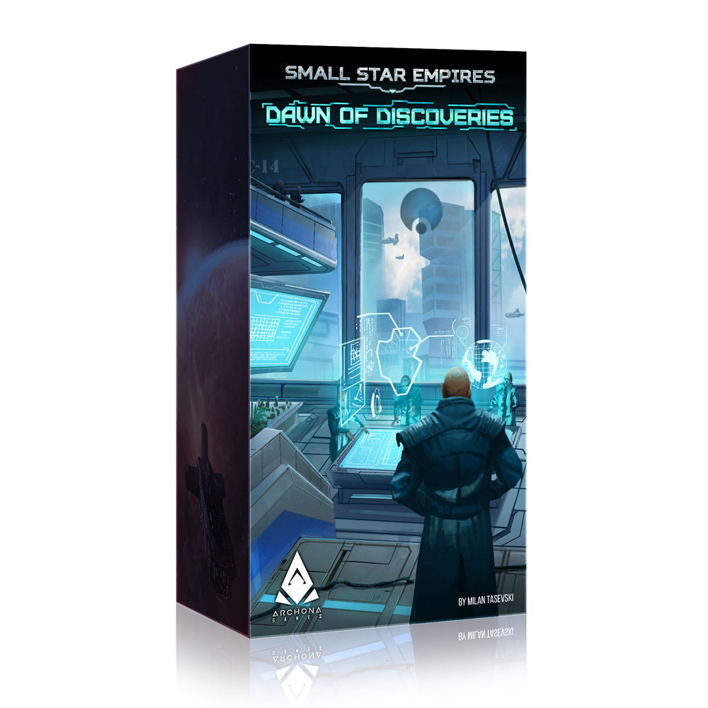 Small Star Empires: Dawn of Discoveries Expansion