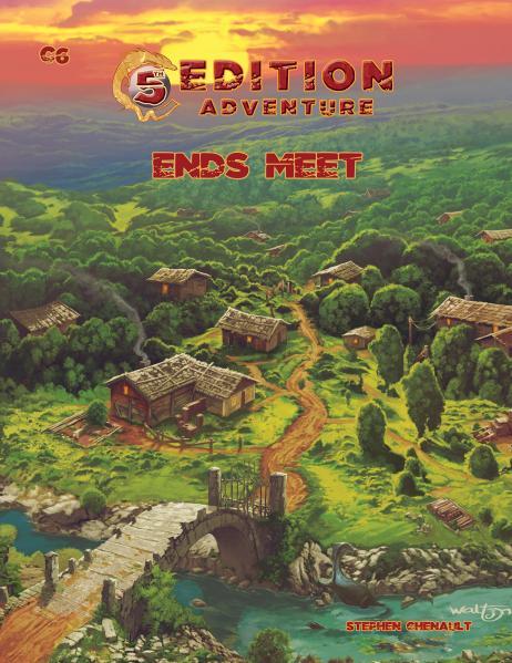 D&D 5th Edition Adventures: C6 - Ends Meet